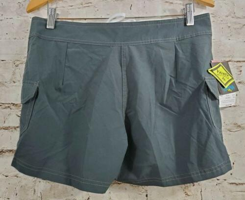 Kanu Surf Solid Short Gray