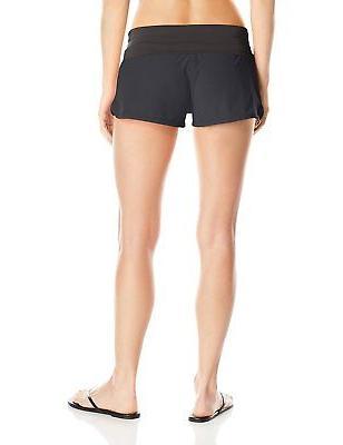 Roxy Women's Boardshort, Black,