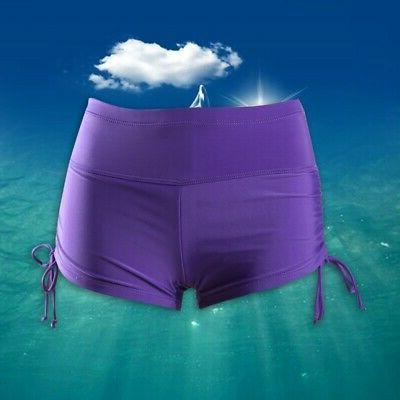 Women Shorts Swimwear Bottoms Pants