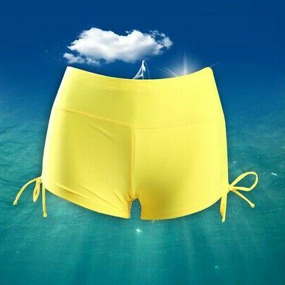 Women Briefs Shorts Swimwear Swimming Bottoms Pants US