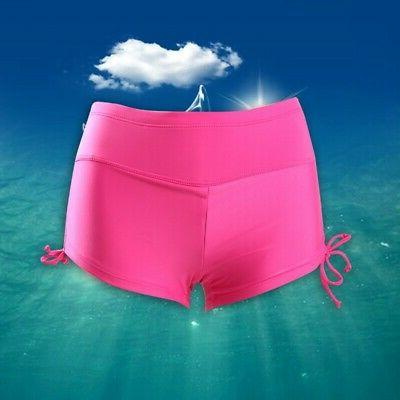 Women Briefs Beach Shorts Pants Boardshorts US