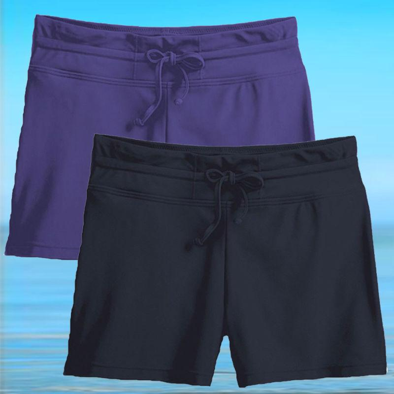 Women Swim Ladies Bikini Bottoms Beach Pants Bathing