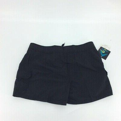 Kanu Surf Womens Board Swim Shorts Flap Pockets