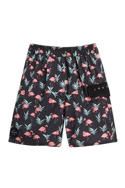 Rip Curl Little Boys 5 Board Shorts Swim Trunks Flamingos Vo