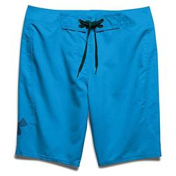 Under Armour Mania Boardshorts - Electric Blue/Thai Teal - 4