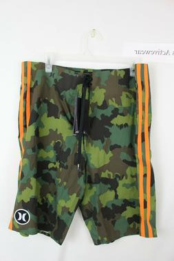 Hurley MBS0003920 Mens Phantom Jjf Ii Elite Boardshort, Carb