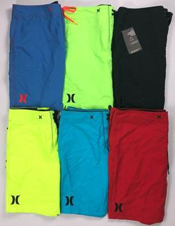"""Men's Hurley 19""""  One and Only Board Shorts Swim"""
