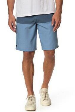Men's Rip Curl 36 Boardwalk Hybrid Board Summer Shorts Blue