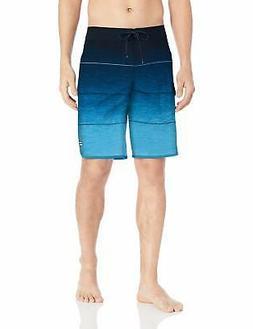 Billabong Men's 73 Stripe Pro Boardshorts Blue 28 - Choose S
