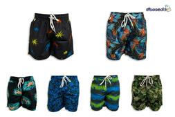 Men's Beach Board Shorts Surf Swimming Shorts Sports Swim Tr