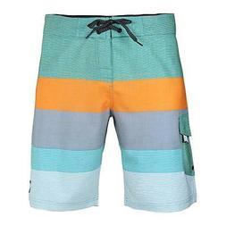 Men's Beach Vacation Swimwear Swim Trunks Pocket Board Short