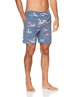 Rip Curl Men's Big Kat Volley Boardshort, Navy, M