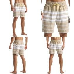 Unitop Men'S Board Shorts Quick Dry Washed Vintage Bathing T