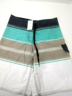 Milankerr Men's Board Shorts Size 30 Waist. 22 inches long.
