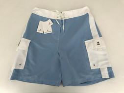 Island Company Men's Boardshort in Pisces - Retail $85