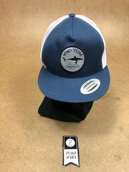 Salty Crew Men's Bruce Trucker Hat, Navy/White, One Size