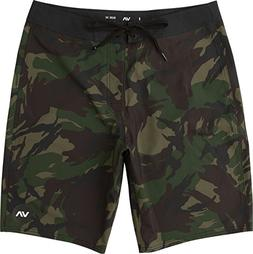 RVCA Men's COLVA Pack Trunk, camo, 31