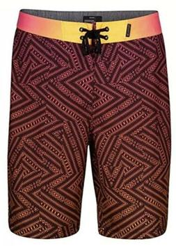 """Men's Hurley Crosswinds 21"""" Board Shorts 890776-204 NWT $50"""