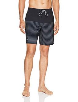 RVCA Men's Curren Trunk, Black, 38