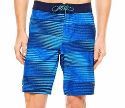 Men's Nike Dri-Fit Hyper Cobalt Fade Swim Board Short 30 or