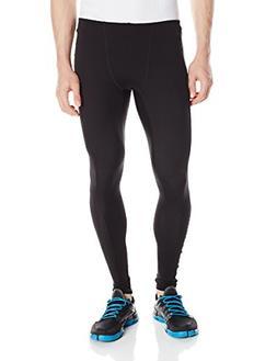 Speedo Men's Endurance+ Compression Legging, Black, Small