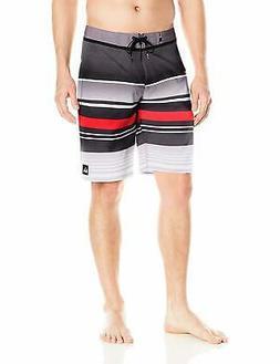 Quiksilver Men's Everyday Stripe Vee 21 Boardshort - Choose