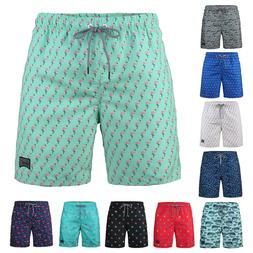 Beautiful Giant Men's Fast Dry Mesh Liner Pocket Swimwear Sh