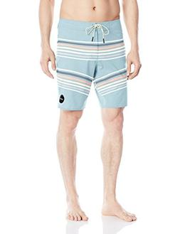 RVCA Men's Islands Trunk, Arona Blue, 34