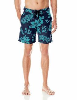 "Kanu Surf Men's Kauai 18"" Boardshort, Navy, 38"