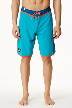 Men's Quiksilver Loc Scallop Boardshorts NEW board shorts, A