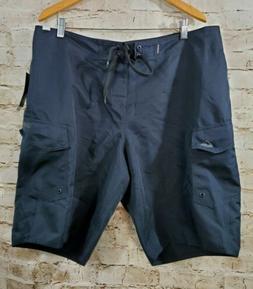 Quiksilver Men's Manic 22 Inch Boardshort Black Size 38 NWT