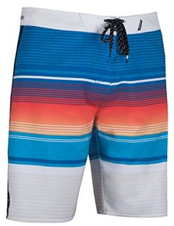 Rip Curl Men's Mirage All Time Generate Boardshort, Red 401K