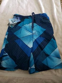 Kanu Surf Men's Navy Board Shorts - Large 14/16