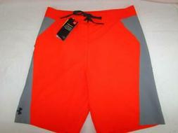 Men's new Under Armour Loose heat gear Storm1 Boardshorts si