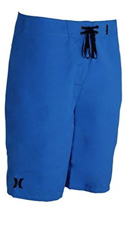 "Hurley Men's One & Only 2.0 21"" Boardshorts Photo Blue 34"