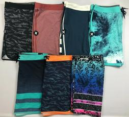 "Men's Hurley Phantom 18"" Maximum Stretch Board Shorts Swim"