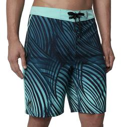 "Hurley Men's Phantom Crest 20"" Boardshorts Light Aqua MBS000"