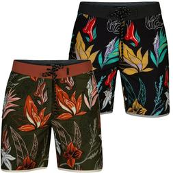 "Hurley Men's Phantom Domino 18"" Boardshorts"
