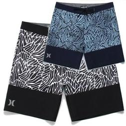 "Hurley Men's Phantom Fluid Noise 18"" Boardshorts"