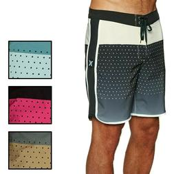 "Hurley Men's Phantom Motion Third Reef 18"" Boardshorts"