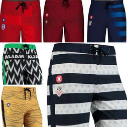 Hurley Phantom National Team Boardshorts USA Australia Portu