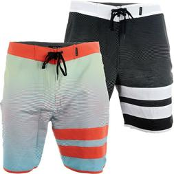 "Hurley Men's Phantom Static Block Party 18"" Boardshorts"