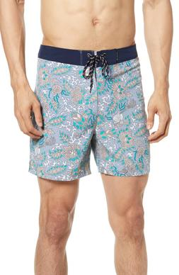 "Hurley Men's Phantom Tombstone 16"" Boardshorts - Armory Navy"