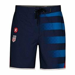 "Hurley Men's Phantom USA Away National Team 18"" Boardshorts"