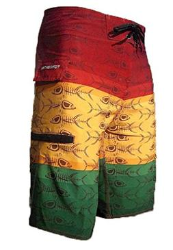 Tormenter Men's Premium Gear 4X4 Board Shorts