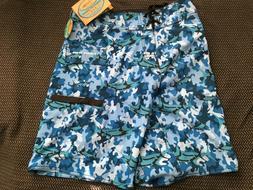 Tormenter Men's Premium Gear 4X4 Stretch Board Shorts Sz 38