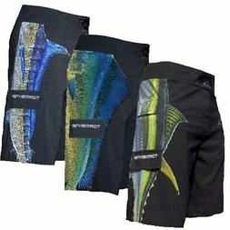 """Tormenter Men's """"Side To"""" 4X4 8 Way Stretch Board Shorts"""