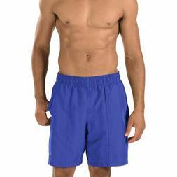 Speedo Men's Solid Rally Volley 19 in Workout & Swim Tru