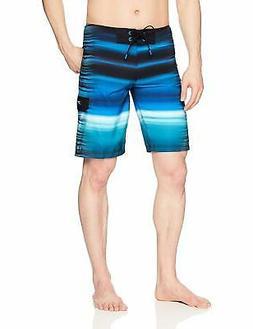 """Speedo Men's Spector Blend Boardshort 21"""" Bottom - Choo"""
