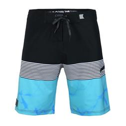 Men's Summer Beach Swimwear Swim Trunks Surf Stretch Board S